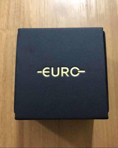 relógio feminino euro fit