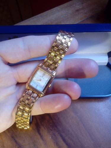 relógio feminino festina dourado - modele depose - na caixa
