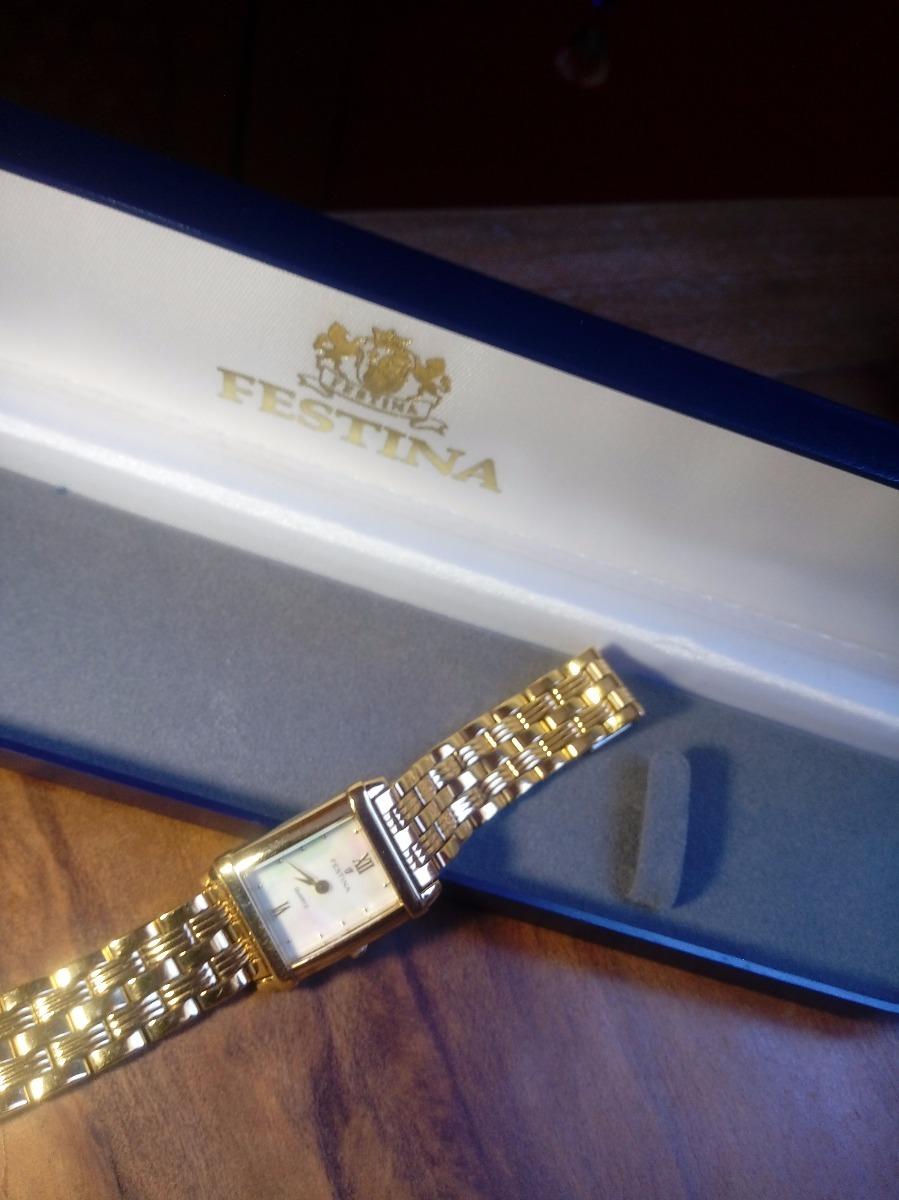 51dc84a1524 relógio feminino festina dourado - modele depose - na caixa. Carregando  zoom.