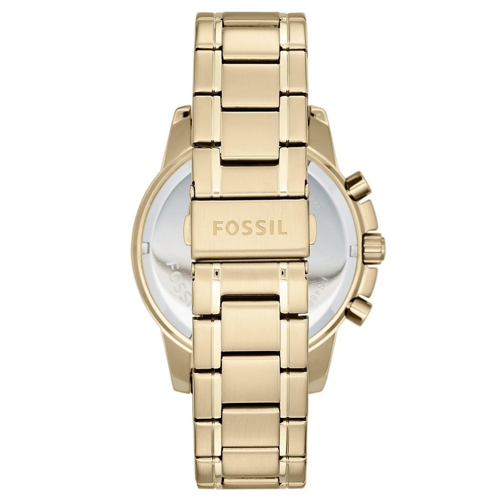 f988ac60fb3 Relógio Feminino Analógico Fossil Fs4867 4xn - Dourado - R  641