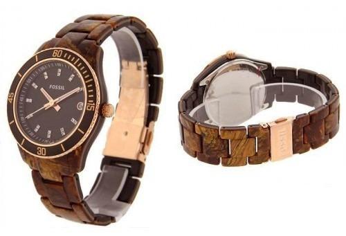 relógio feminino fossil es3088 novo original