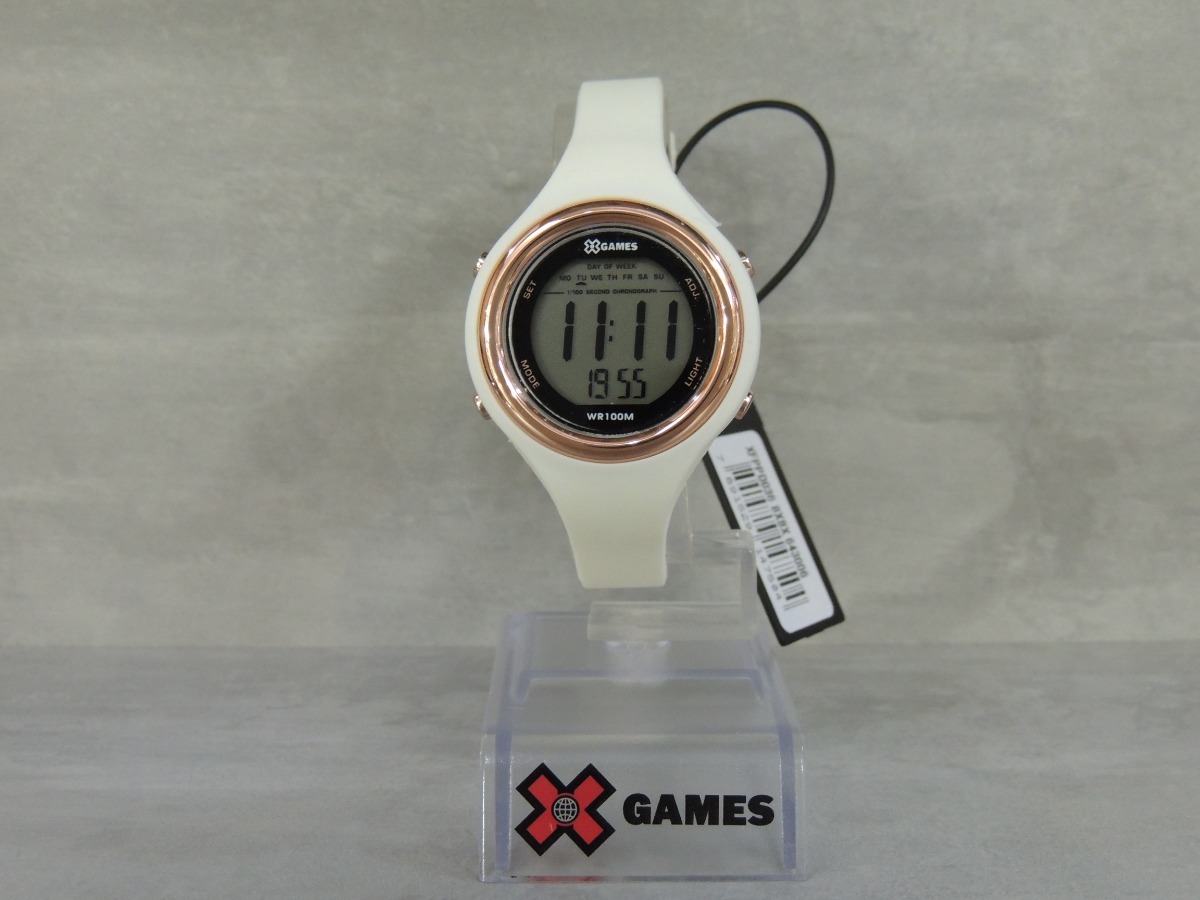 6a1d4b7bc4b Relógio Feminino Digital X Games Mod  Xfppd036 Bxbx ( Nf) - R  148 ...
