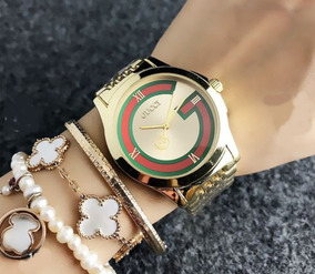 aac1139e5 Relogio Gucci - Relógios De Pulso no Mercado Livre Brasil