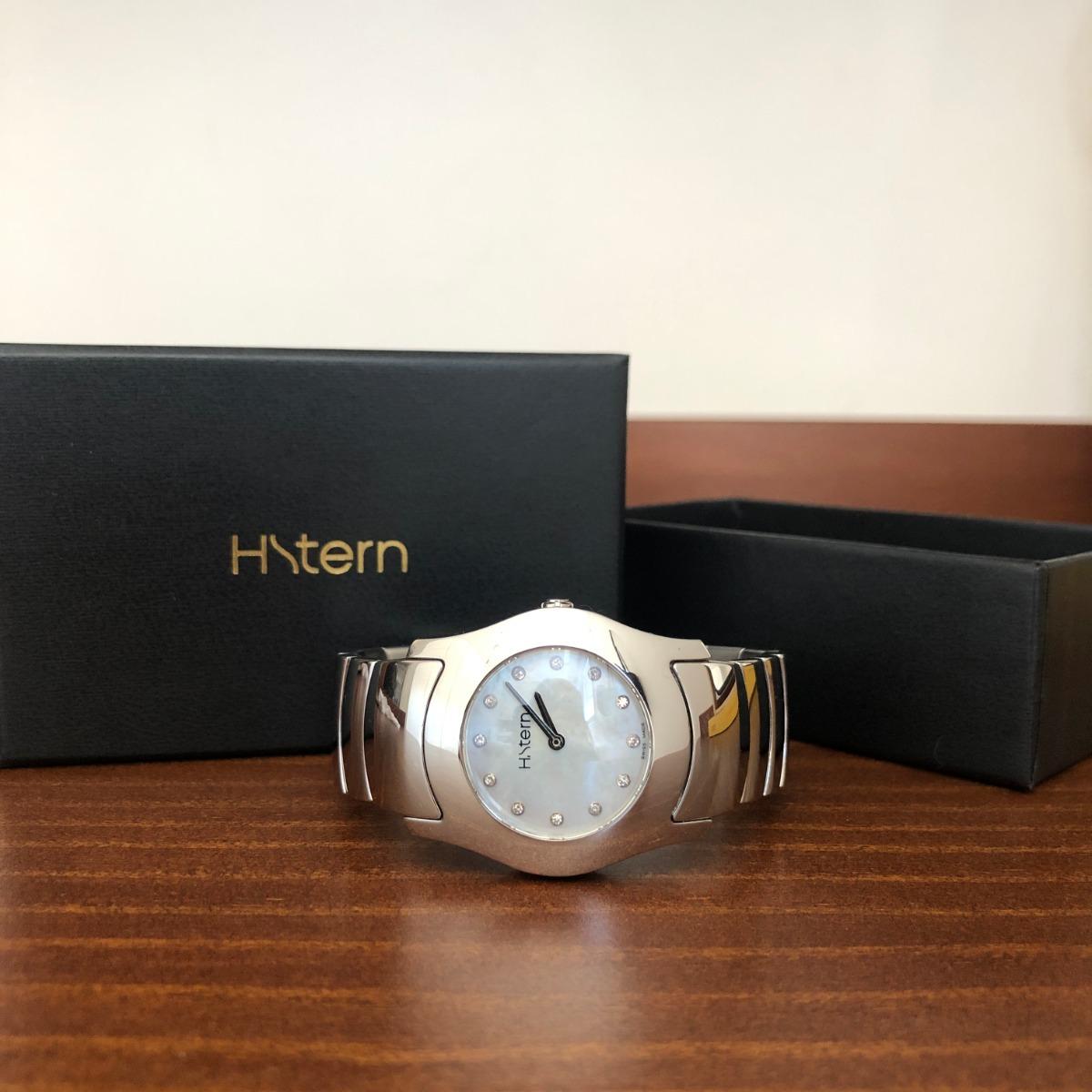 3ec65247bb9 relógio feminino h.stern timepieces. Carregando zoom.
