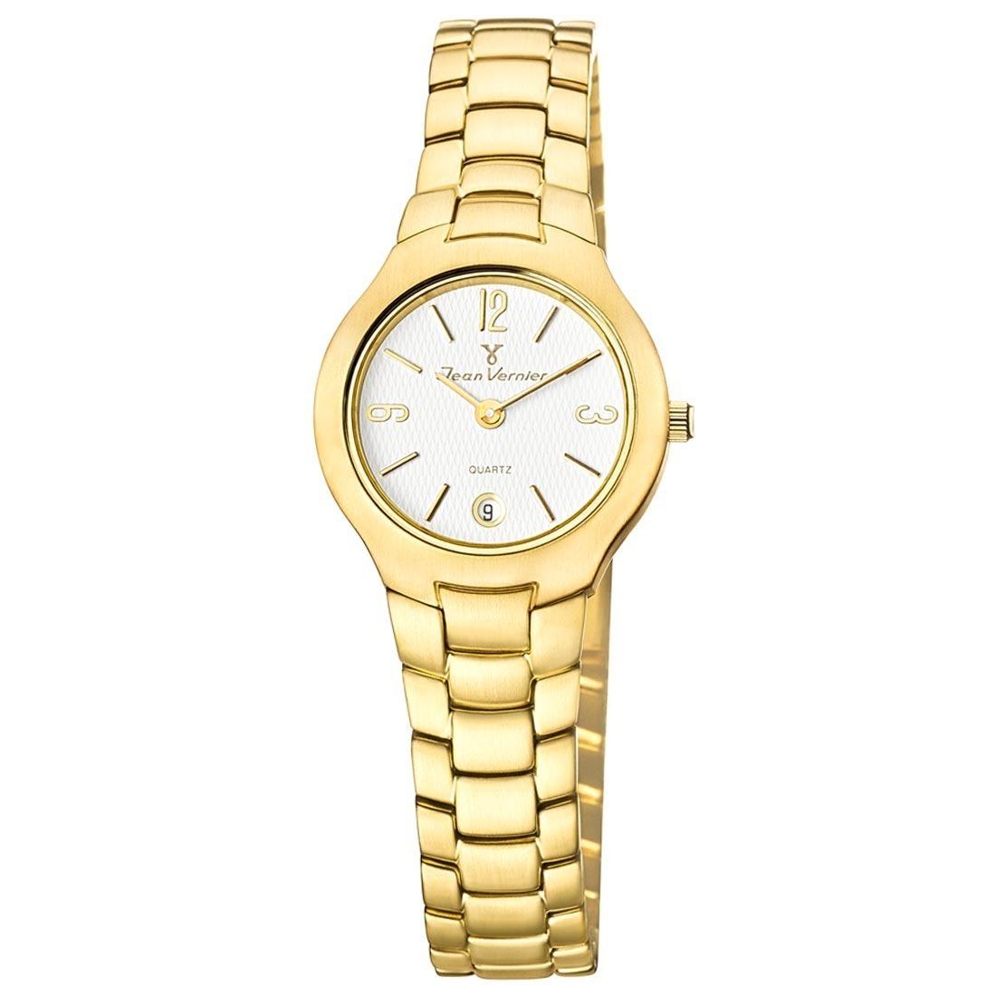 21242cc36da relógio feminino jean vernier jv4948 vitrine leia o anuncio. Carregando  zoom.