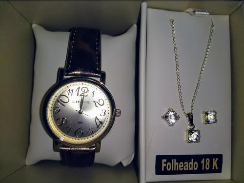 relógio feminino jóia