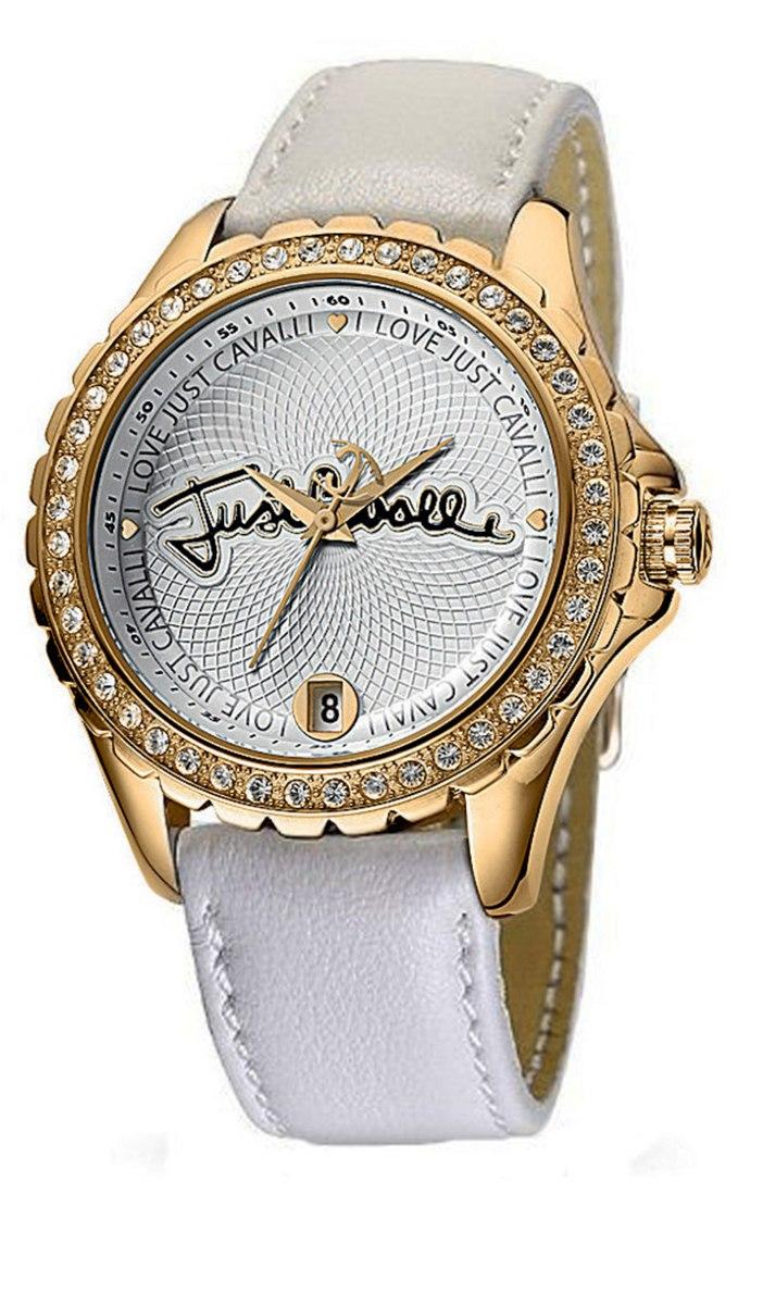 1cc919152b88a relógio feminino just cavalli wj20199s branco. Carregando zoom.