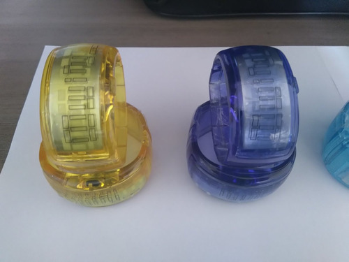 relógio feminino, led, bracelete novo!