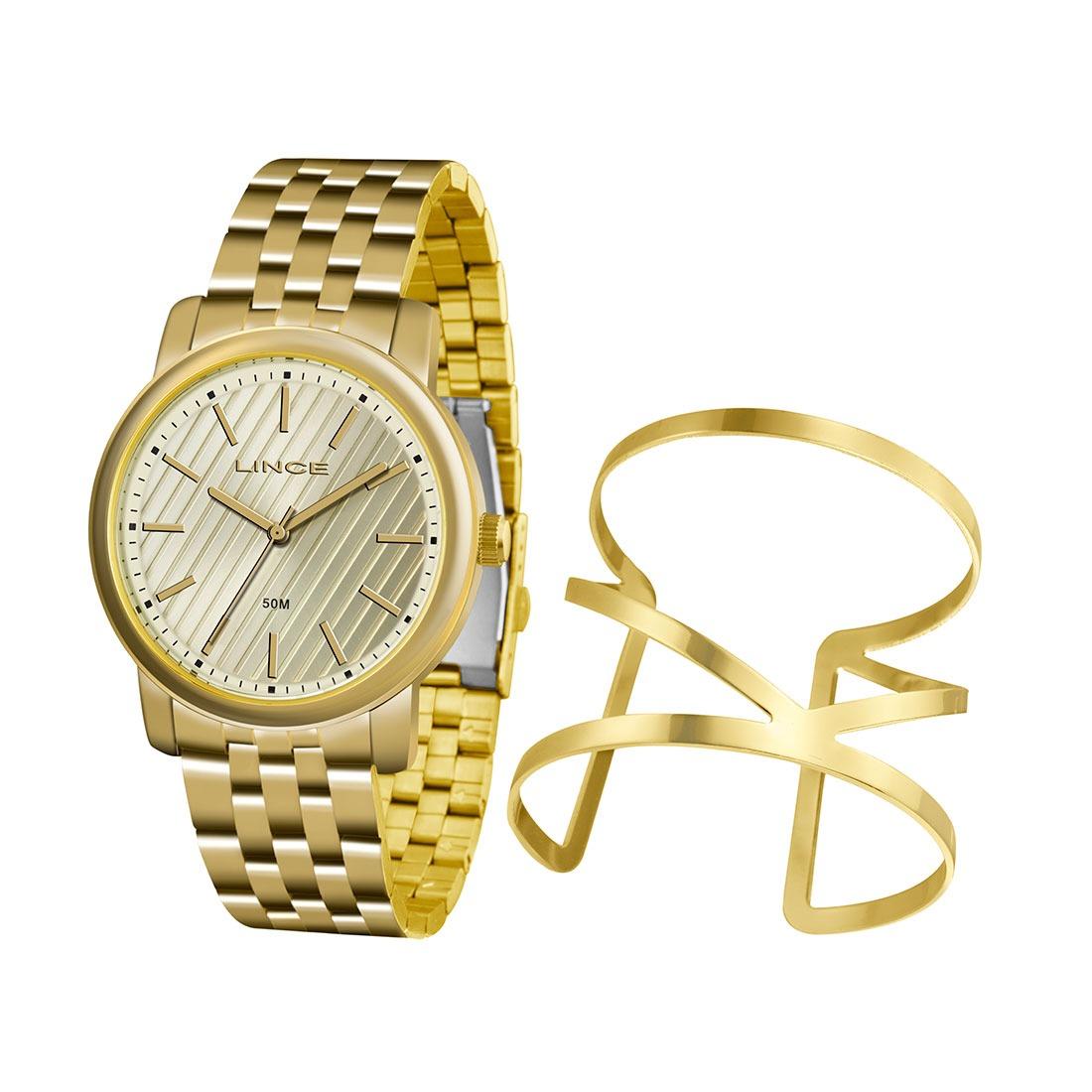 0d809986ffa kit relógio feminino analógico lince - lrg4513l ku66c1kx. Carregando zoom.