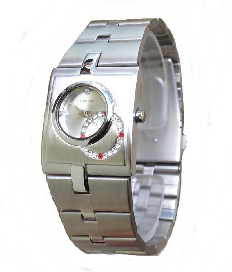 60b4147fe45 relógio feminino lince orient original barato promoção 04. Carregando zoom.