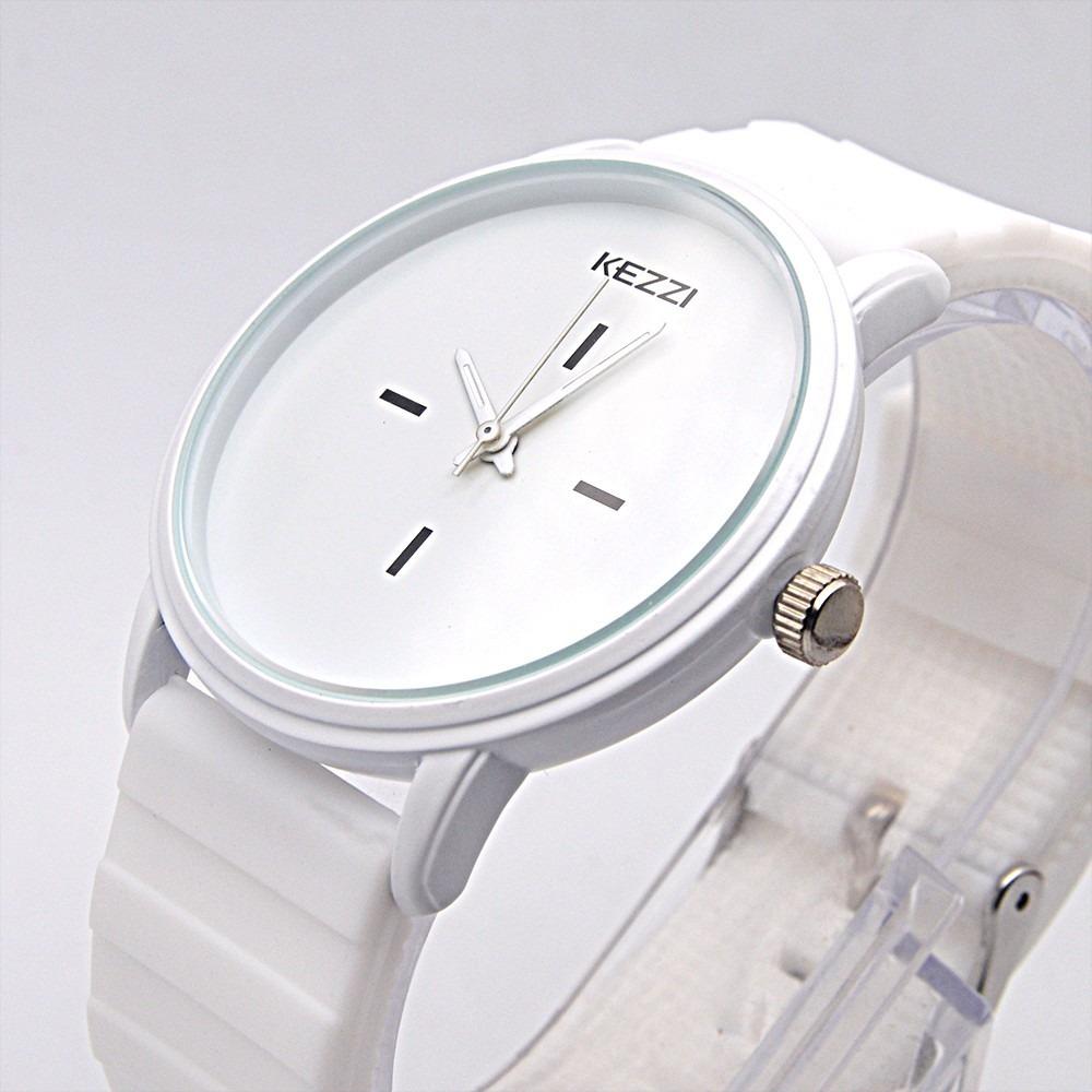 f16e40b2a34 relógio feminino luxo pulseira silicone promoção barato novo. Carregando  zoom.