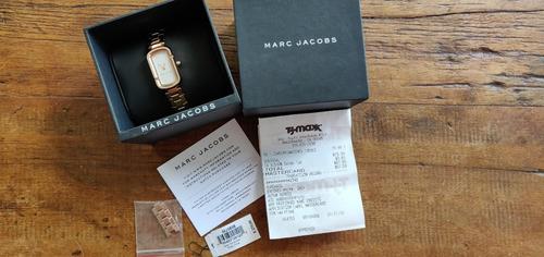 relógio feminino marc jacobs rose original na caixa com nf
