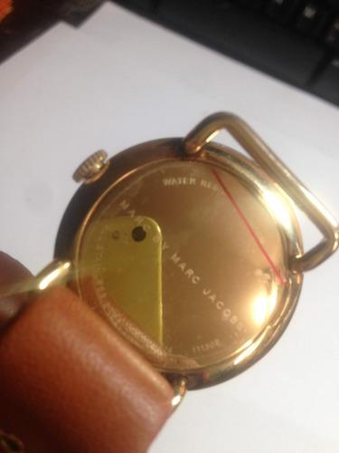relógio feminino marc jacobs usado em ótimo estado