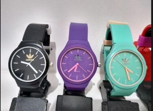 d9b2dee8251 Relógio Feminino Masculino adidas Color Lindo Promoção - R  15