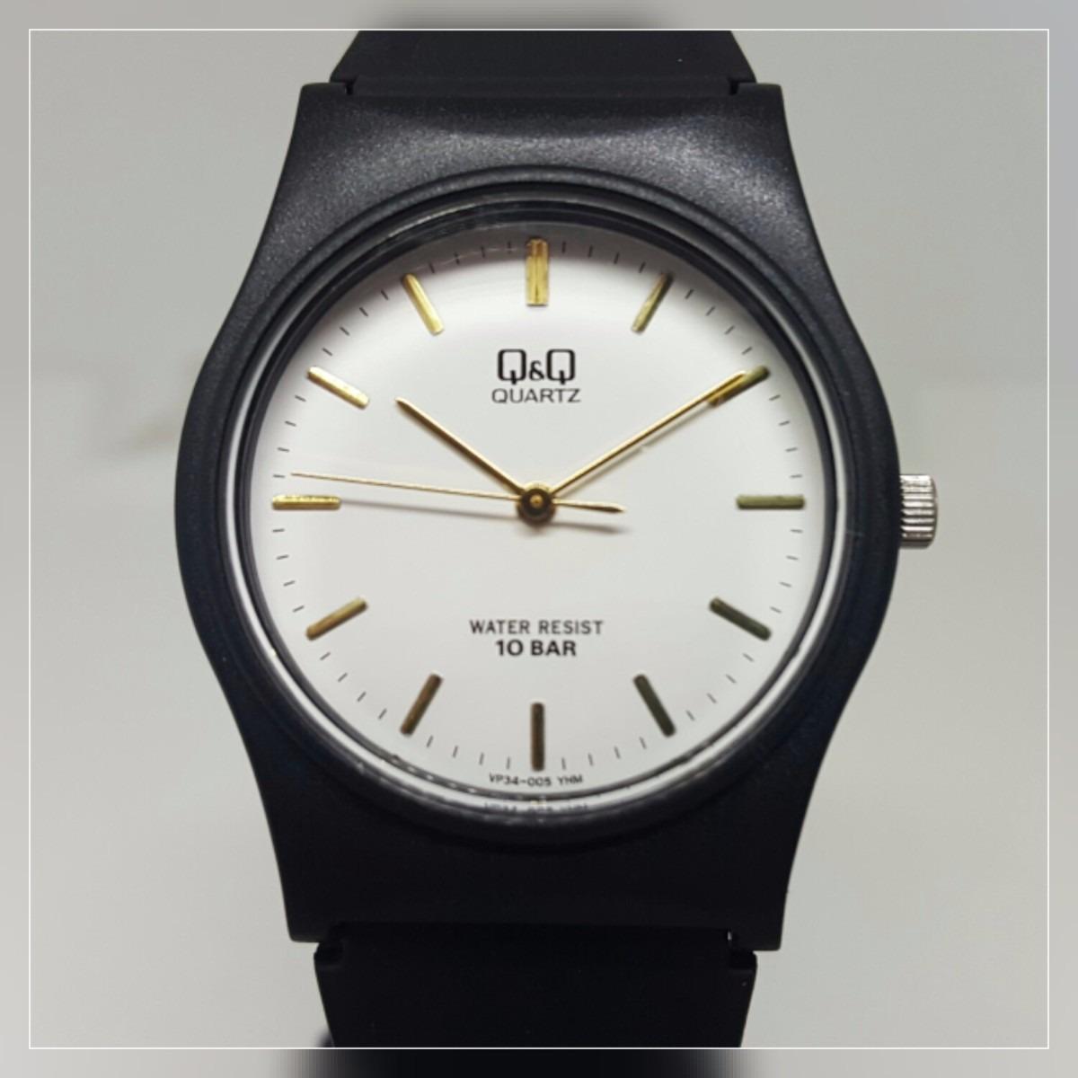 f070562dd9f relógio feminino masculino leve borracha fundo branco q q. Carregando zoom.