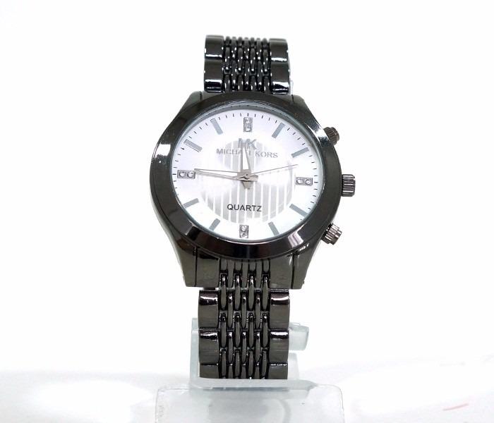 b4ae47aea5d18 Relógio Feminino Michael Kors Dourado ,rosa E Preto - R  89,99 em ...