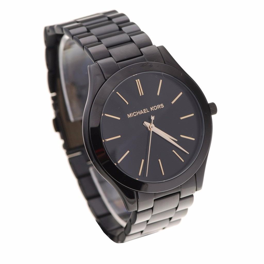 Relógio Feminino Michael Kors Mk3221 Preto - R  429,99 em Mercado Livre 67f853e494