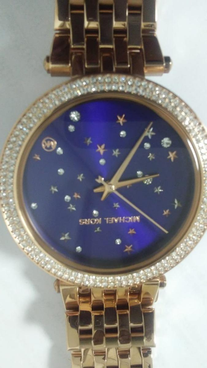 b179e177c52c7 Relógio Feminino Michael Kors Mk3728 Estrela - R  530,00 em Mercado ...