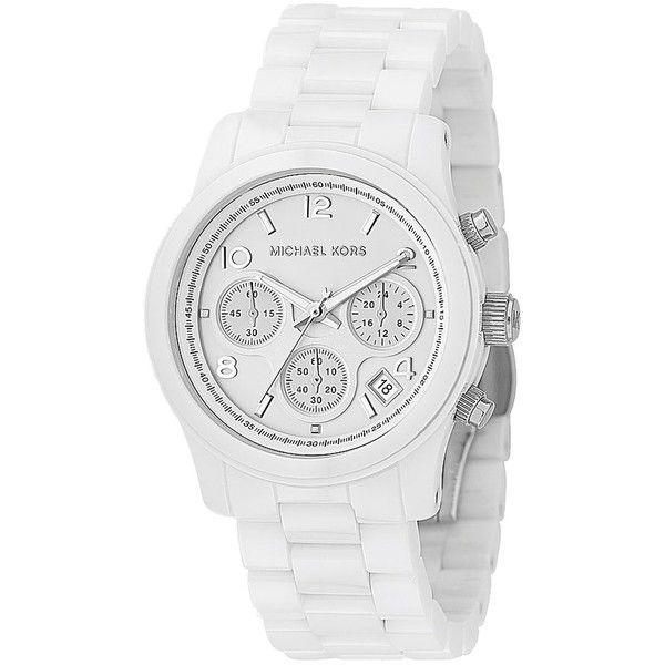 6bb89d965 Relógio Feminino Michael Kors Mk5161 Branco Cerâmica - R$ 999,99 em Mercado  Livre