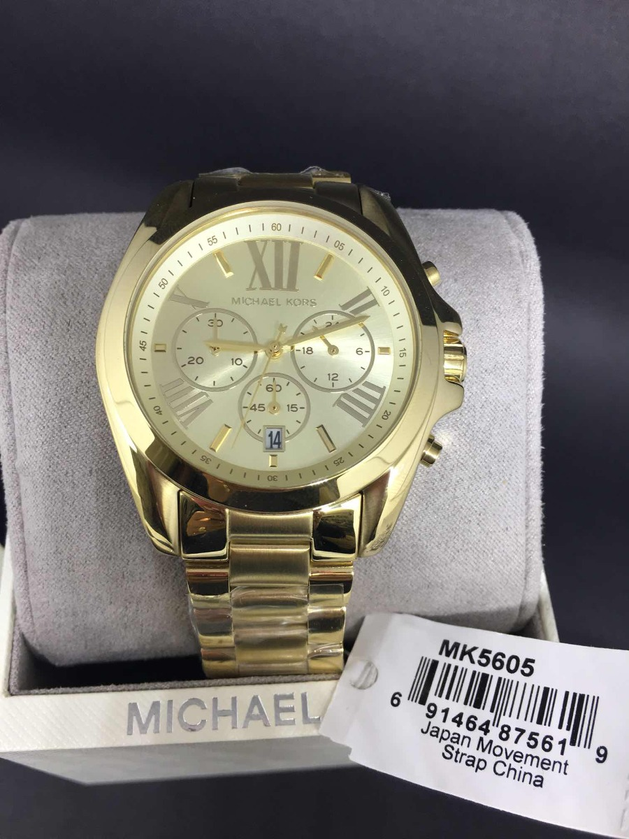 ae100b930a0 relógio feminino michael kors mk5605 original. Carregando zoom.