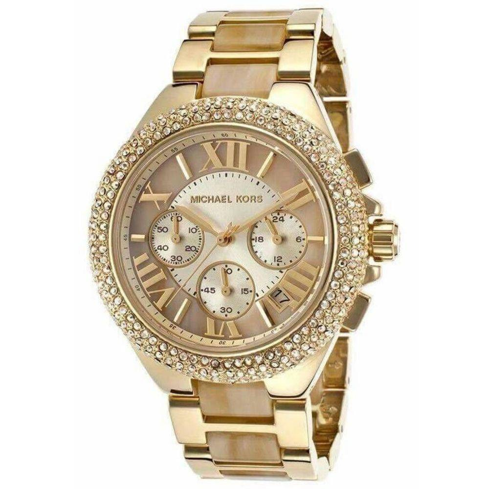 0e5256079fd relógio feminino michael kors mk5902 oferta 43mm. Carregando zoom.