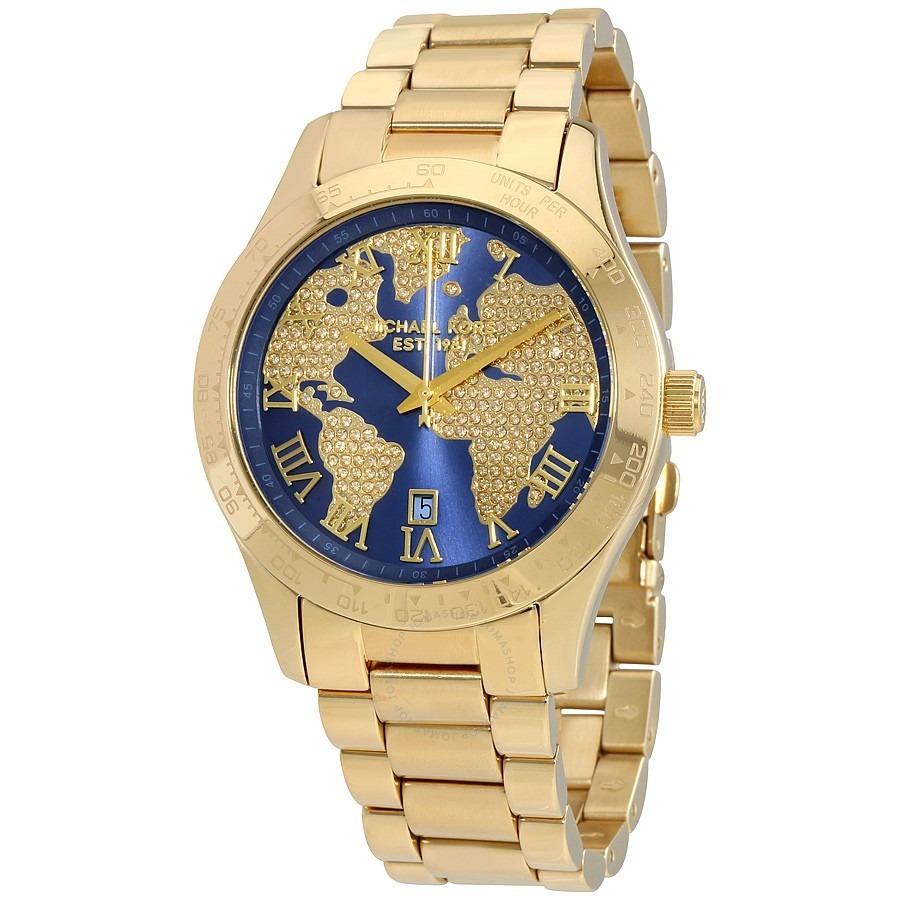 7918ac3177e98 Relógio Feminino Michael Kors Mk6243- Original Caixa - R  550,00 em ...