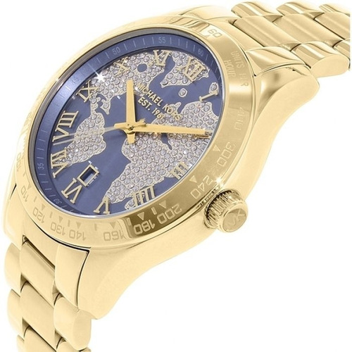 91979edfb989c Relógio Feminino Michael Kors Mk6243 Original Promoçã. - R  450,00 ...