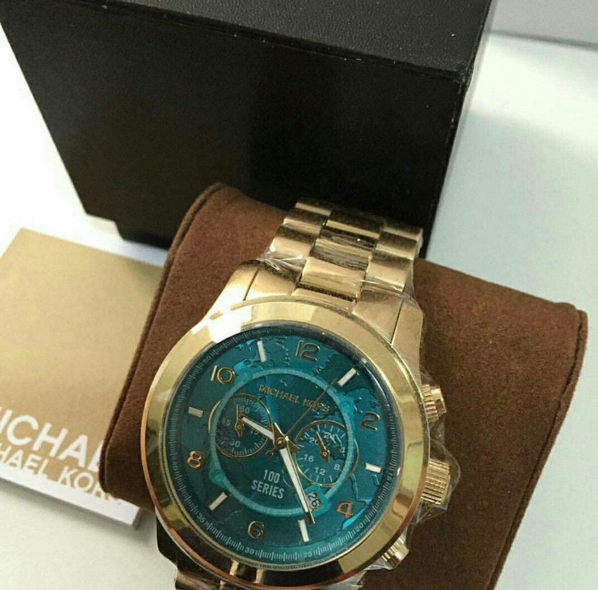 260c73e555a relógio feminino michael kors mk8315 completo. Carregando zoom.