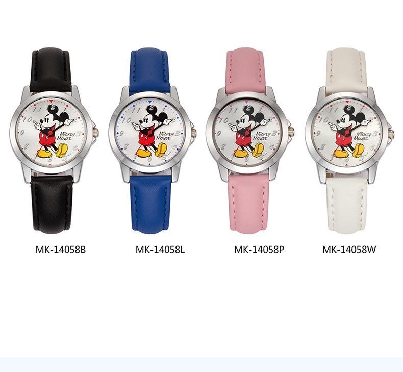 2cb1482fb25 Relógio Feminino Mickey Mouse Cor Preta - R  149