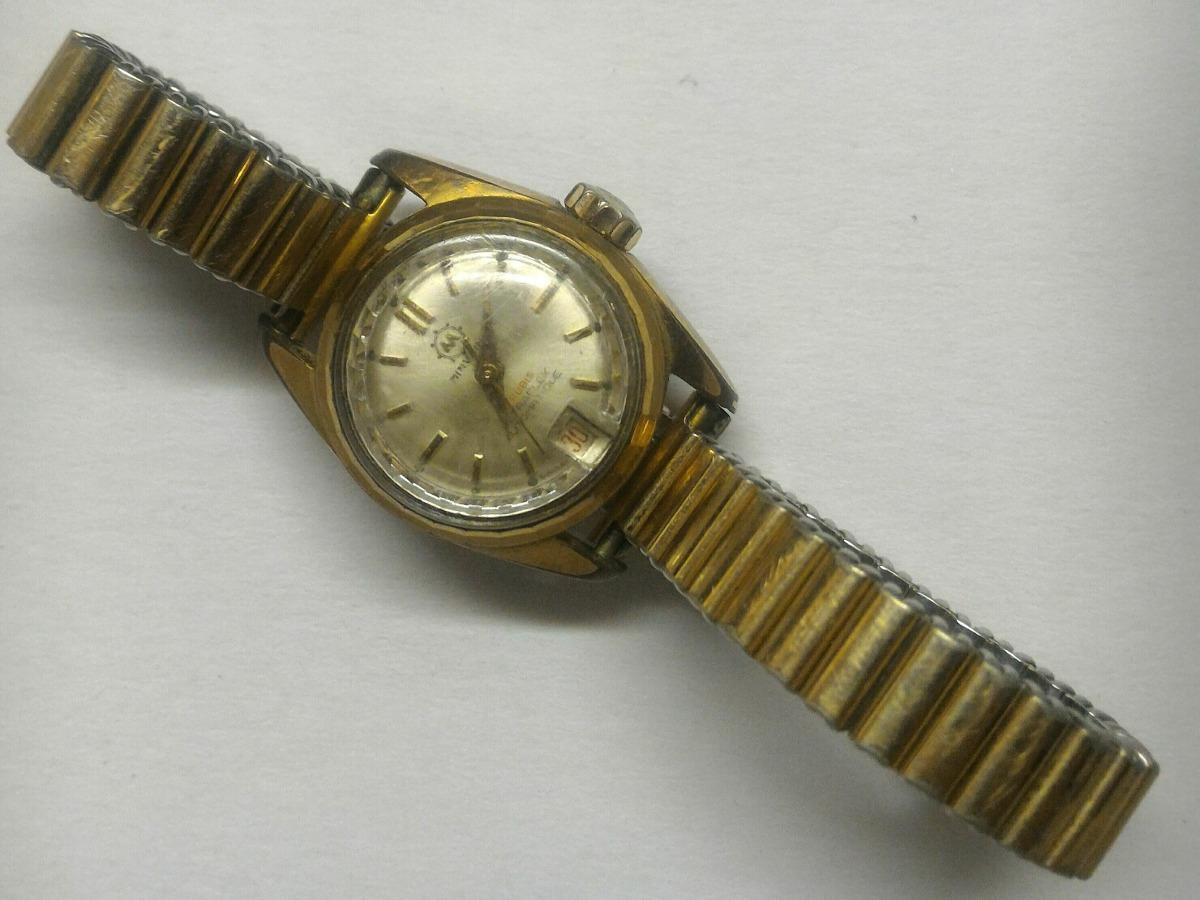 75a32b6f8df relógio feminino mirvaine swiss automatico 408. Carregando zoom.