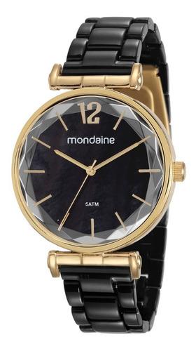 relógio feminino mondaide 53744lpmvdf2 promo dia dos namorad