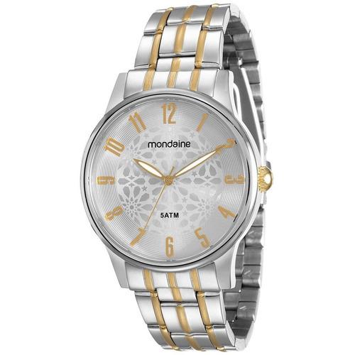 relógio feminino mondaine  78610lpmvba2