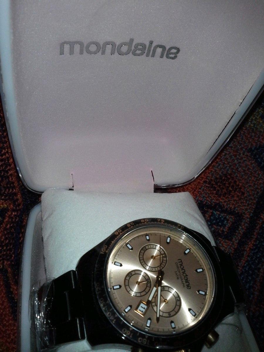 19807403181 relógio feminino preto mondaine chronograph sport glamour. Carregando zoom...  relógio feminino mondaine. Carregando zoom.