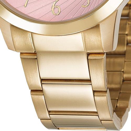 relógio feminino mondaine original com garantia e nfe