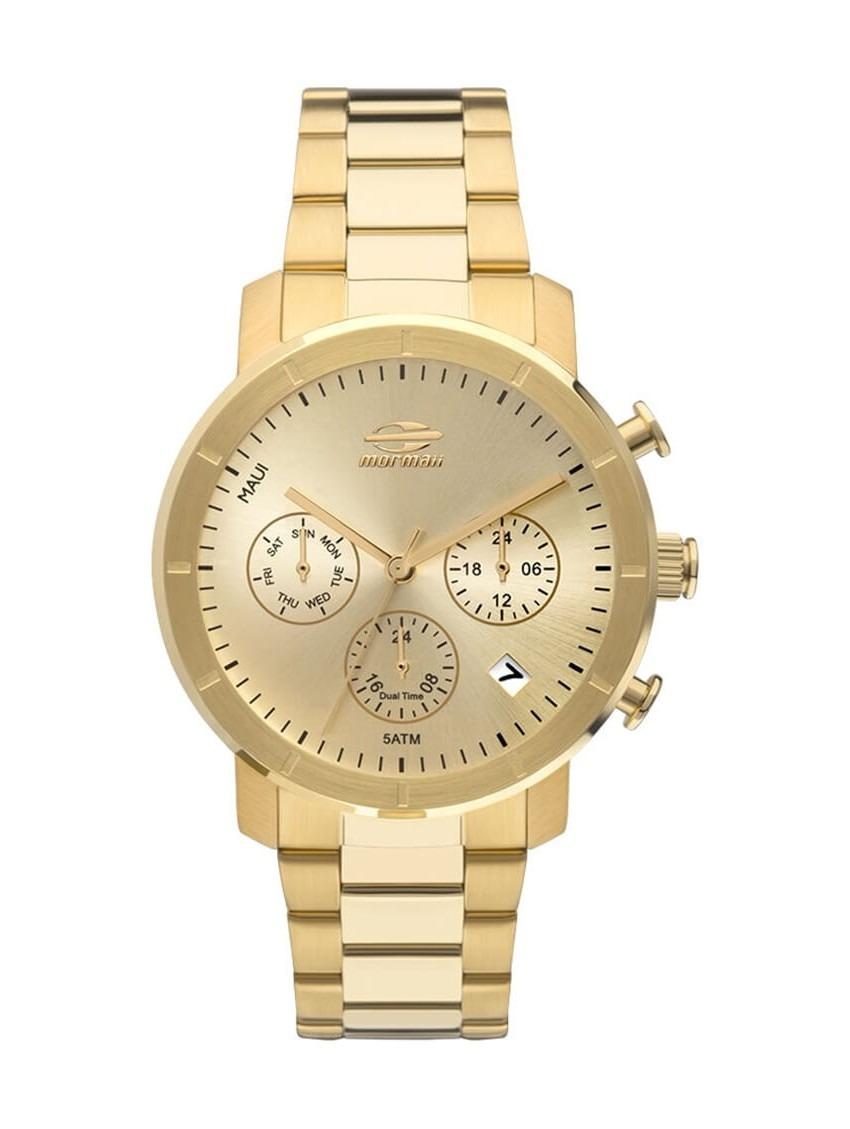 Relógio Feminino Mormaii Cronógrafo Mojp25caq 4d Nota Fiscal - R ... 221f08df9d