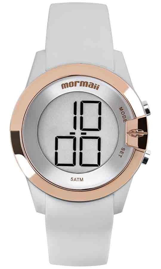 Relógio Feminino Mormaii Cronógrafo, Digital Mo13001b 8k R - R  270 ... 065d6eed8d