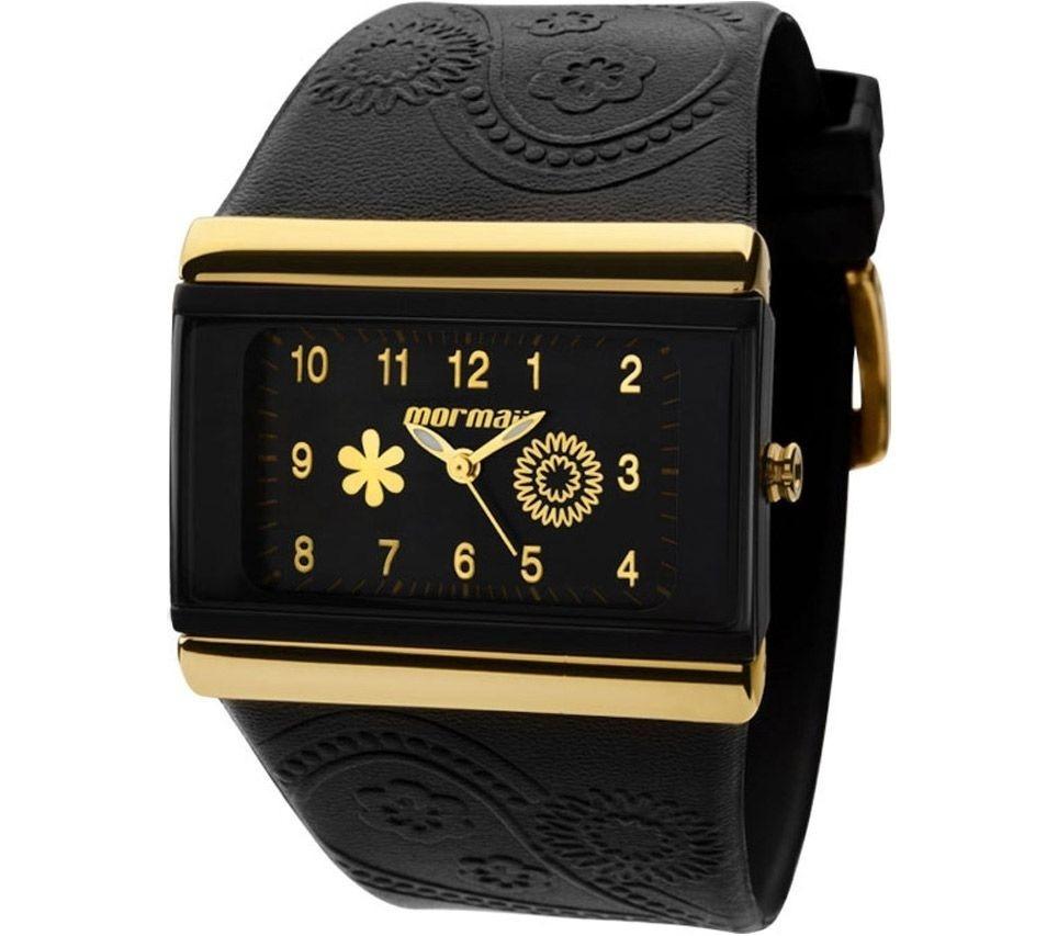 c60ff815cbf Relógio Feminino Mormaii Trend Mo2035ab 8p Original - Preto - R  159 ...
