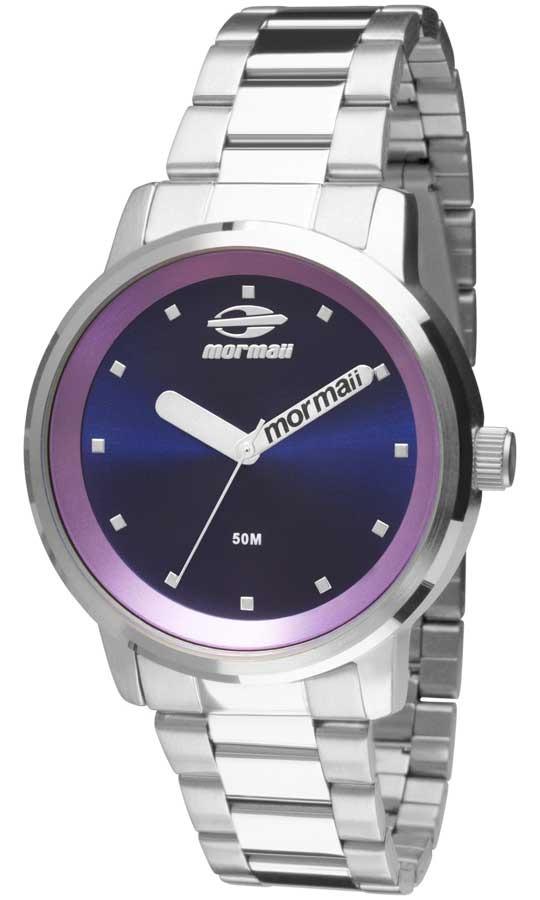 1fe7403cbc1 Relógio Feminino Mormaii Analógico Esportivo Mo2035dg 3g - R  230