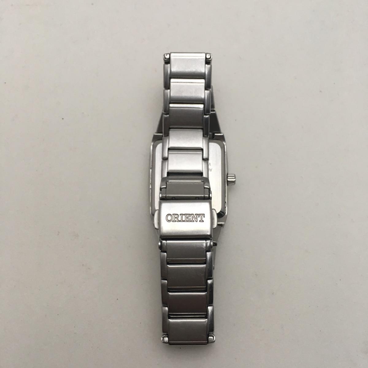 f844781193e relógio feminino orient 50 m usado. Carregando zoom.