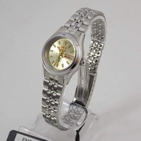 d3cdc14da69 Relógio Feminino Orient Automatico Mini 25mm Fnq0400uc9 - R  374