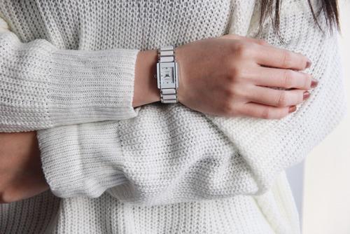 relogio feminino original chenxi pulseira cerãmica