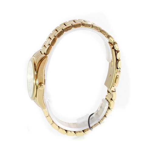 relógio feminino original orient folhado a ouro c/ garantia