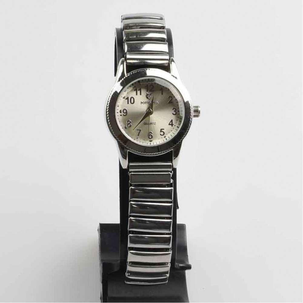 dd3ad2b01cd relógio feminino potenzia pulseira elástica social barato. Carregando zoom.