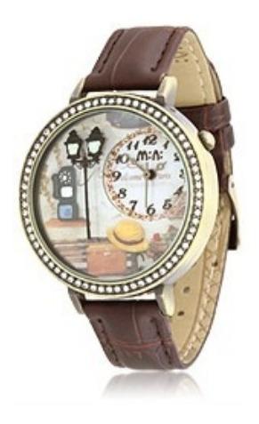 relógio feminino presente namorada mãe infantil aniversário