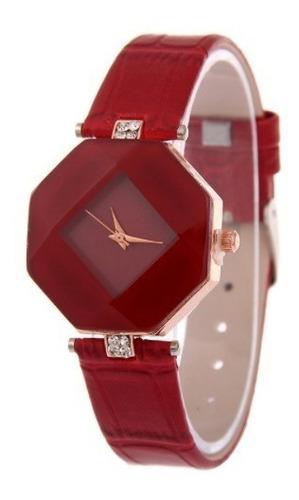 relógio feminino preto super barato
