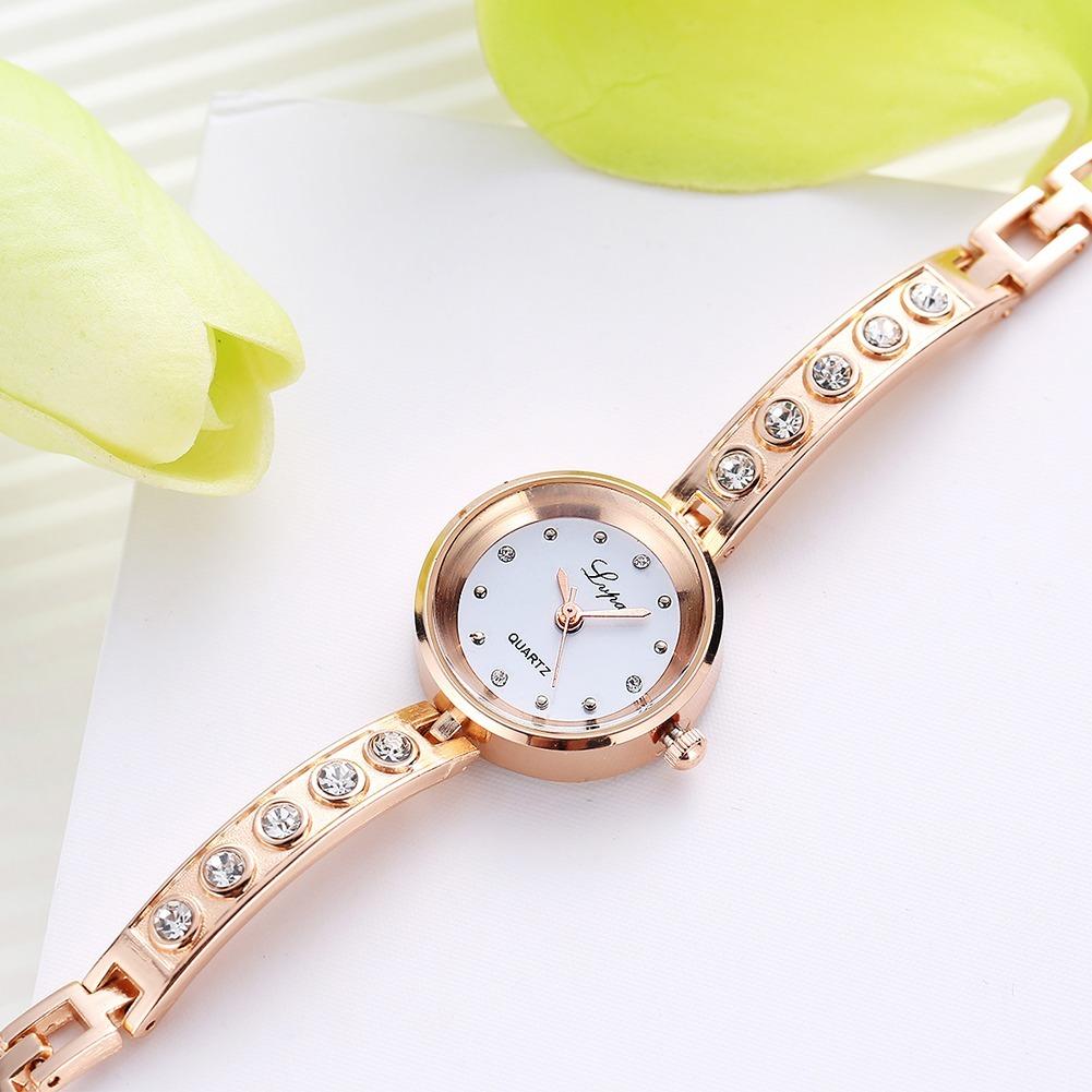 d24fc065ca0 relógio feminino promoção barato luxo pequeno. Carregando zoom.
