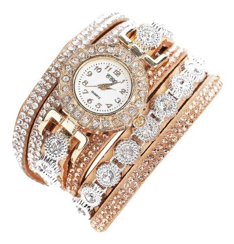 relógio feminino pulseira bracelete joia barato promoção