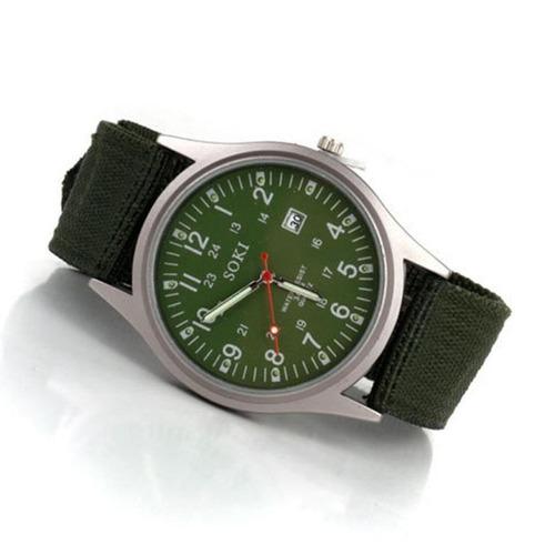 9d32d86d6d6 relógio feminino pulso soki verde promoção barato. Carregando zoom... relógio  feminino pulso