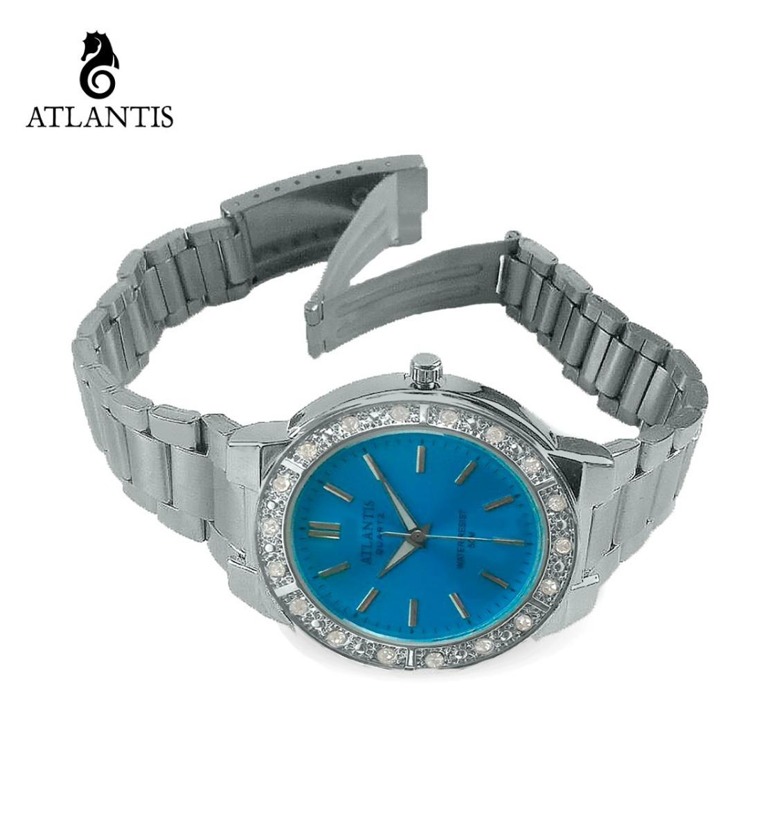 6fcac5d102f Relógio Feminino Prateado Luxo De Pulso Bom E Muito Barato - R  66 ...