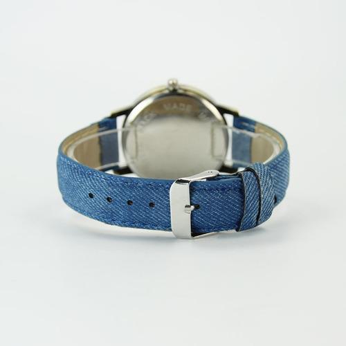 relógio feminino retrô ou bracelete masculino em inox